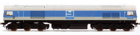 Class 59 Diesel Electric Locomotive - Kenneth J Painter