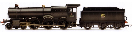 Grange Class Locomotive - Frankton Grange (Weathered)