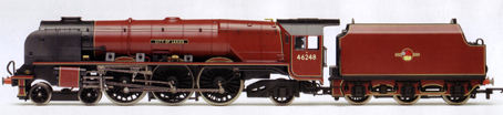 Princess Coronation Class Locomotive - City Of Leeds