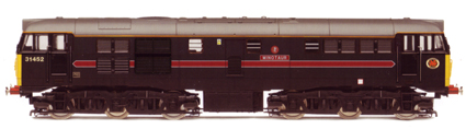 Class 31 Diesel Electric Locomotive - Minotaur