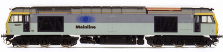 Class 60 Diesel Electric Locomotive - Cansip