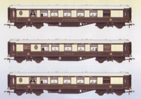 Venice Simplon-Orient-Express British Pullman Car Pack