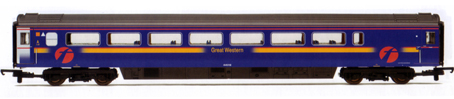 FGW Mk3 Trailer Guards Standard Coach