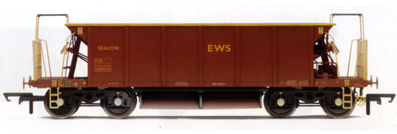 EWS YGB Seacow Ballast Hopper (Weathered)