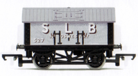 S.L.B. Lime Wagon