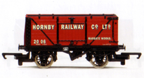 Hornby 2006 End Tipping Open Wagon