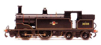 Class M7 0-4-4 Locomotive (Weathered)