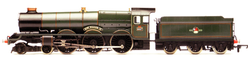 King Class Locomotive - King William III