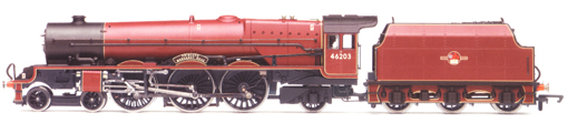 Princess Royal Class Locomotive - Princess Margaret Rose