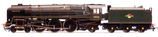 Britannia Class 7MT Locomotive - Firth Of Tay