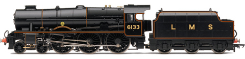 Royal Scot Class Locomotive - The Green Howards