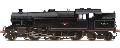 Class 4P 2-6-4T Locomotive (Weathered)