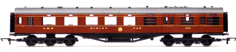 L.M.S. 68ft Dining Car