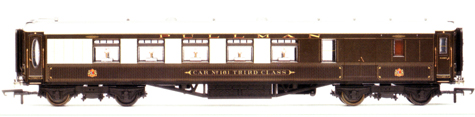 Pullman 3rd Class Brake Car No.209