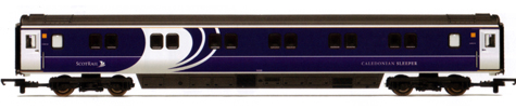 Scotrail Caledonian Sleeper Coach