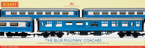 The Blue Pullman Coaches Pack