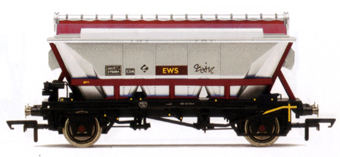 EWS CDA Wagon with Graffiti