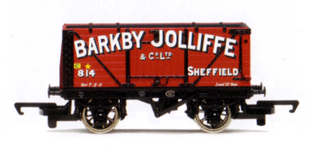 Barkby Jolliffe End Tipping Open Wagon
