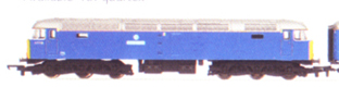 Class 47 Diesel Electric Locomotive - Dionysos