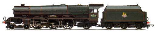 Princess Royal Class Locomotive - Queen Maud