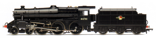 Class 5 Locomotive - The End Of Steam - Limited Edition