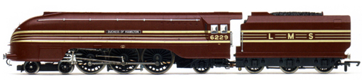 Coronation Class Locomotive - Duchess Of  Hamilton - National Railway Museum Collection - Special Edition