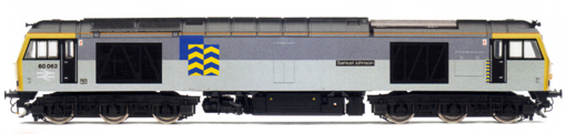 Class 60 Diesel Electric Locomotive - Samuel Johnson
