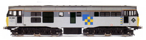 Class 31 Diesel Electric Locomotive
