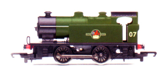 Industrial 0-4-0 Locomotive