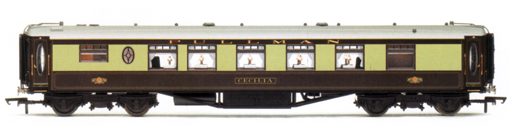 Pullman 1st Class Kitchen Car Cecilia