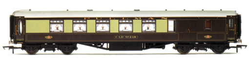 Pullman 3rd Class Brake Car No.51