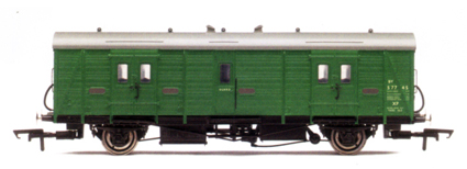 B.R. (Ex S.R.) Maunsell Brake Third Coach