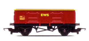 EWS LWB Open Wagon