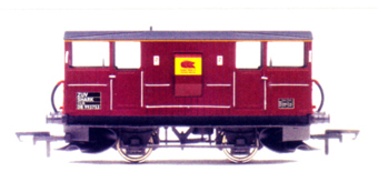 EWS Shark Brake Van