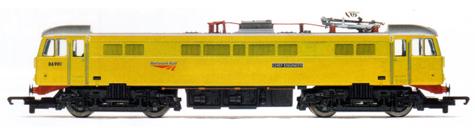 Class 86 Electric Locomotive - Cheif Engineer