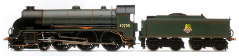 Class N15 Locomotive - King Uther