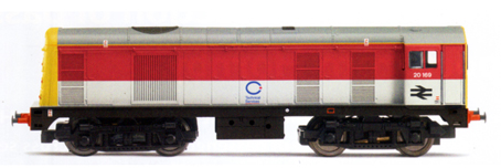 Class 20 Diesel Electric Locomotive - BRT