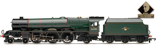 Princess Royal Class Locomotive - Princess Elizabeth - The Pete Waterman Collection