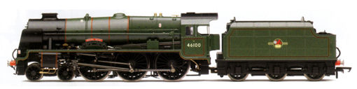 Royal Scott Class Locomotive - Royal Scot - The Pete Waterman Collection