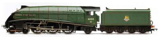 Class A4 Locomotive - Dominion Of New Zealand - Commonwealth Collection