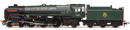Clan Class Locomotive - Clan Buchanan