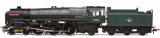 Clan Class Locomotive - Clan Macleod