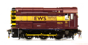 Class 08 Diesel Electric Shunter - Dave 2