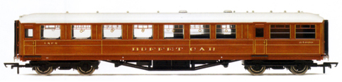L.N.E.R. 61ft 6in Buffet Car