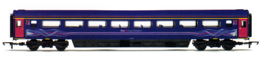 FGW Mk3 Open First Coach