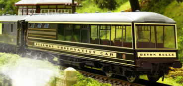 Pullman Devon Belle Observation Car