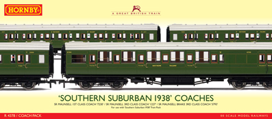 Southern Suburban 1938 Coach Pack