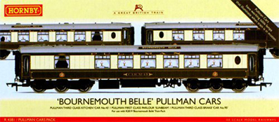 Bournemouth Belle Coach Pack