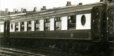 Pullman 12 Wheel 3rd Class Parlour Car No.98