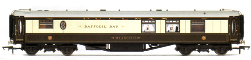 Pullman Bar Car Daffodil Bar